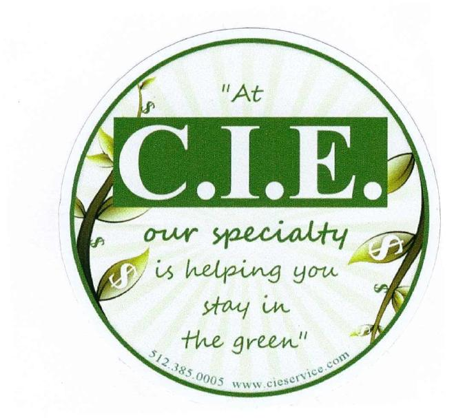 Our specialty is helping you stay in the green.